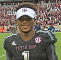 Kyler Murray Oct 31, 2015 - Cropped and adjusted.jpg