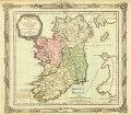 L'Irlande divisée par provinces civiles et ecclesiastiques. LOC 99446225.tif