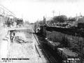 Línea A tramo Once-Caballito en construcción.png