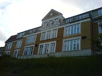 Löwenströmska lasarettet - Image: Löwenströmska Sanatorium