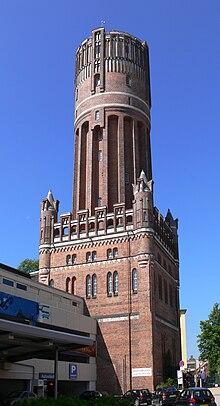 Architekt Lüneburg wasserturm lüneburg