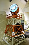 L-802A Rotating Beacon, 36 inch, refurbished - Oregon Air and Space Museum - Eugene, Oregon - DSC09906.jpg