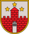 Coat of arms of Aizpute Municipality