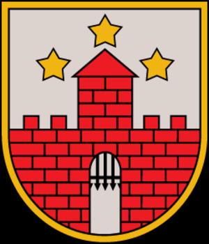 Aizpute Municipality - Image: LVA Aizputes novads COA