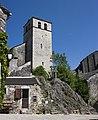 La Couvertoirade-Eglise Saint Chritol-20130616.jpg