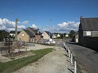 La Godefroy - Vue du bourg depuis le cimetière.JPG