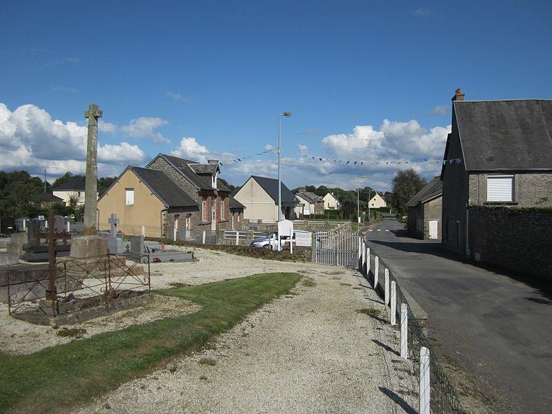 La Godefroy, Manche