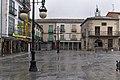 La Plaza de España y la Casa del Reloj (El Barco de Ávila).jpg