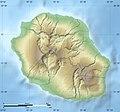 La Réunion department relief location map.jpg