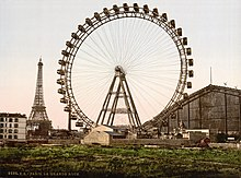 When the Great Wheel Turns
