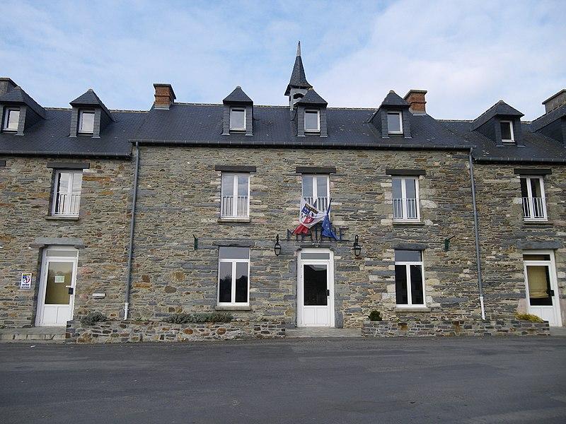 La mairie de messac