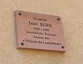 La plaque apposée sur le restaurant Hergott à Lautenbach. DSC 2007.jpg