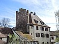La tour des voleurs, vue de l'ouest. XIII è siècle.jpg