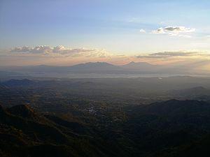 Dulce Nombre de María - Image: Lago Suchitlán y Guazapa
