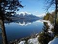 Lake McDonald and Mt. Vaught 3-5-2010 (4436769063).jpg