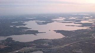 Lake Minnetonka lake in Minnesota, United States