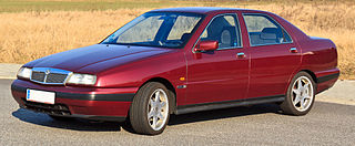 Lancia Kappa Motor vehicle