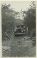 Landsvägen mellan Ticul och Kabah, Labna, Sayil. (katalogkort) - SMVK - 0307.j.0082.tif