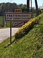 Lannyoy-Rivières - Entrée d'agglomération de Frettencourt - WP 20190420 14 33 00 Rich.jpg