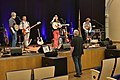 Larry Mathews Blackstone Band, Soundcheck, Kolosseum Lübeck, 418-0157-hinnerk-ruemenapf.jpg