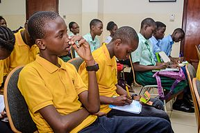 Launching of Wiki Loves Womenat Goethe Institute, Lagos ,Nigeria 11.jpg