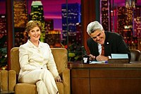 Most guest appearances on the tonight show