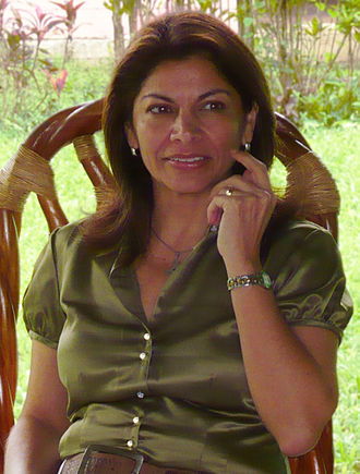 Laura Chinchilla - Laura Chinchilla.