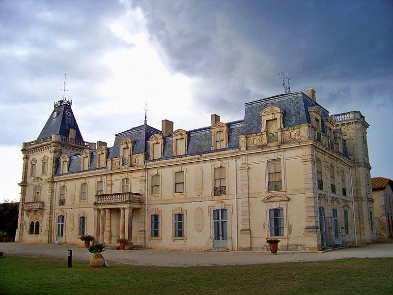 chateau d'espeyran
