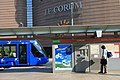 Le Corum, station de tramway (MONTPELLIER,FR34) (1221473296).jpg