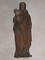 Le Croisty (56) Église Statue 02.JPG