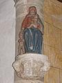 Le Croisty (56) Église Statue 05.JPG