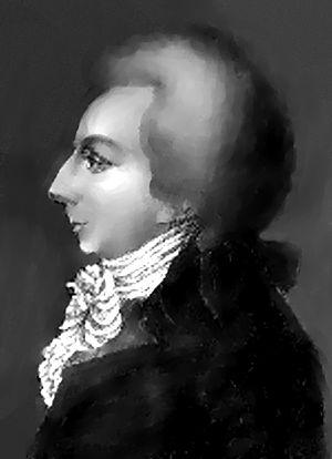 Amédée Louis Michel le Peletier, comte de Saint-Fargeau - Amédée Louis Michel Lepeletier de Saint Fargeau