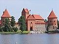 Le château de Trakai (Lituanie).jpg