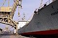 "Le navire cargo soviétique ""Новоку́йбышевск"" (""Novokouïbychevsk"") (2).jpg"