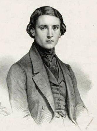 Louis James Alfred Lefébure-Wély - Lefébure-Wely in 1840