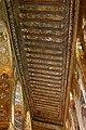 Left aisle ceiling - Capela Palatina - Palermo - Italy 2015.JPG