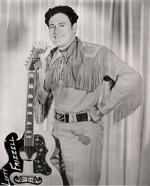 Lefty Frizzell - Frizzell in 1951