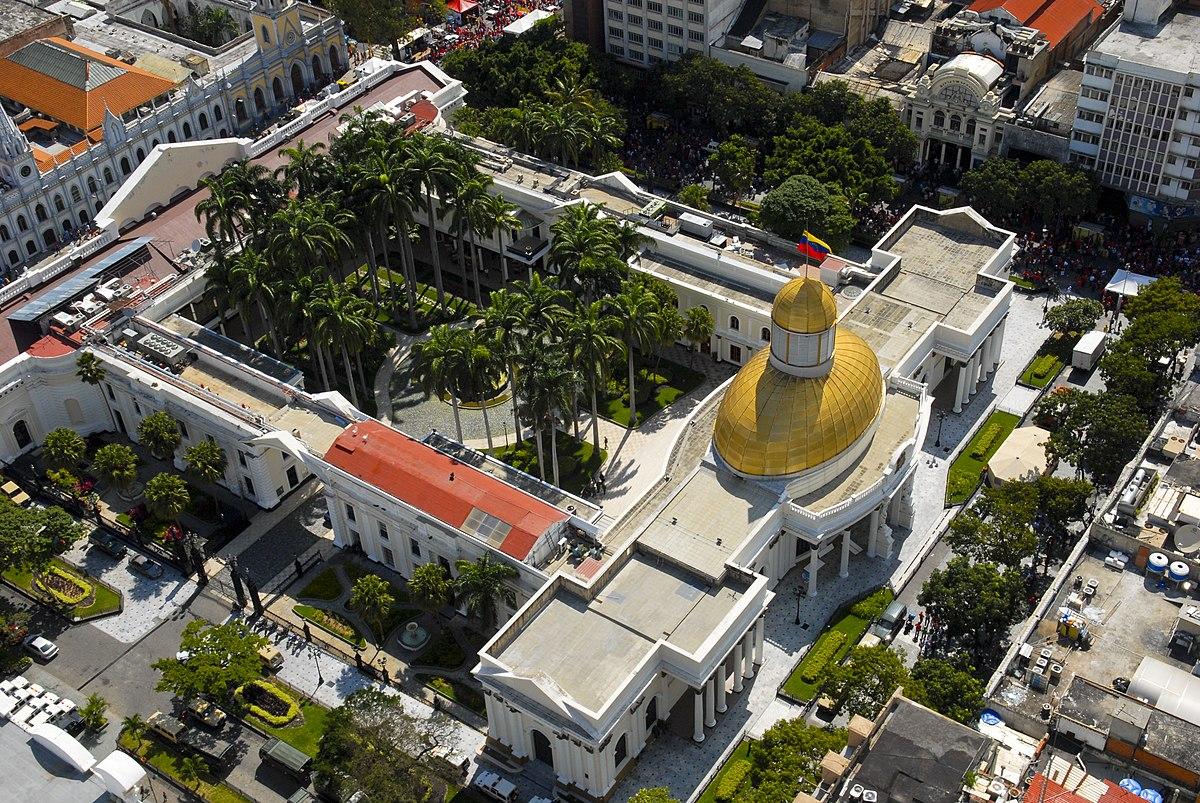 I Legislatura de la Asamblea Nacional de Venezuela - Wikipedia, la