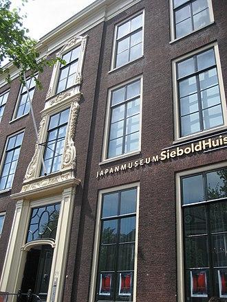 SieboldHuis - Image: Leiden 382