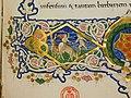 Leonardo bruni, traduzione dell'etica nicomachea di aristotele, firenze 1450-75 ca. (bml, pluteo 79.6) 06 cervi.jpg