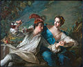 Les Amoureux, Nattier, HuW14, Alte Pinakothek Munich.jpg