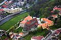 Letecký pohled na areál třebíčského zámku.jpg