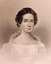 Letitia Christian Tyler portrait