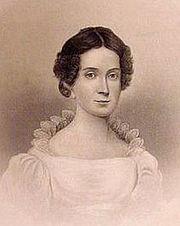 Portrait of Letitia Christian Tyler.