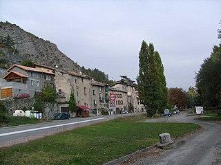 Lettret Commune in Provence-Alpes-Côte dAzur, France