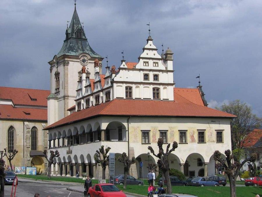 Old Town Hall (Levoča)
