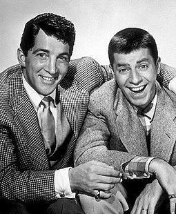 Dean Martin and Jerry Lewis (ca. 1950) Lewis and Martin.jpg