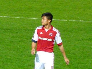 Li Haiqiang Chinese-born Hong Kong footballer