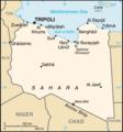 Libya-CIA WFB Map.png