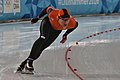 Lillehammer 2016 - Speed skating Men's 500m race 2 - Louis Hollaar.jpg